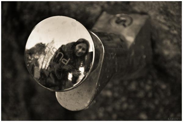 Reflected Portrait