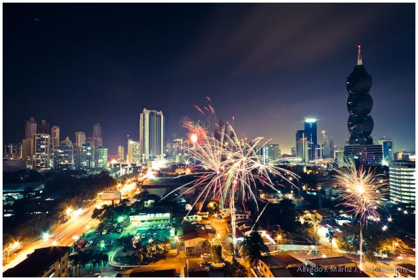 Panama City 2012