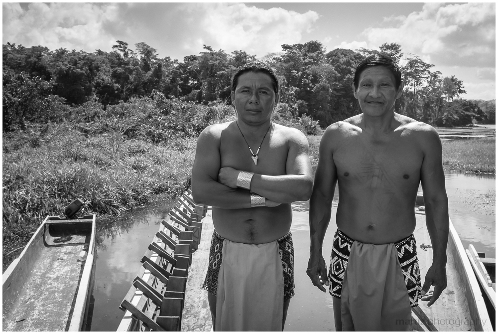 Gatun River Crew