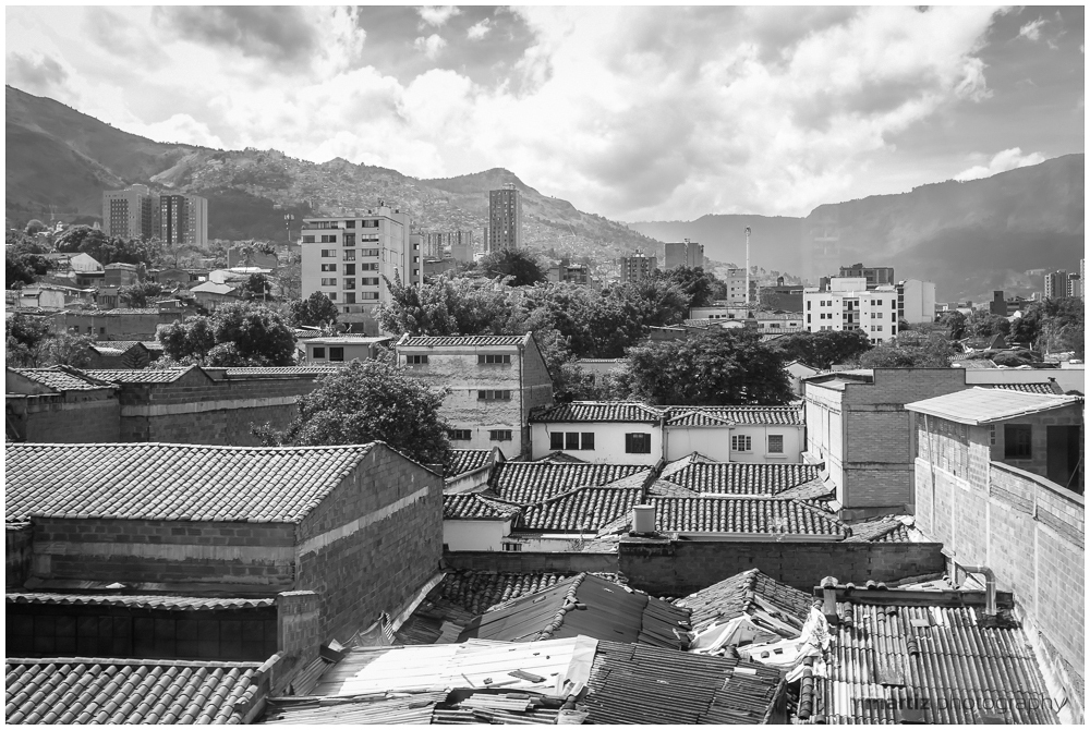 Layers of Medellin