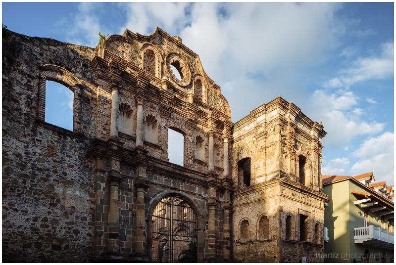 Ruinas del Convento de la Compañía de Jesús