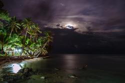 Caribbean Night (II)