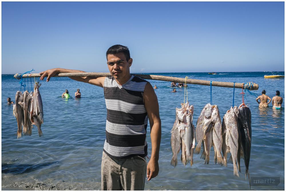 Vendedor de Pescado