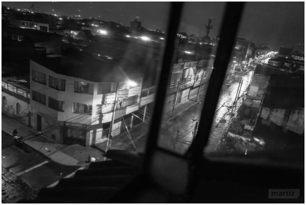 Bogotá Fragmentada