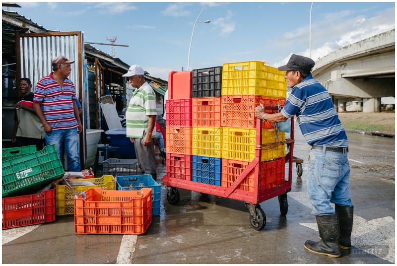 Mercado de Mariscos 9:01
