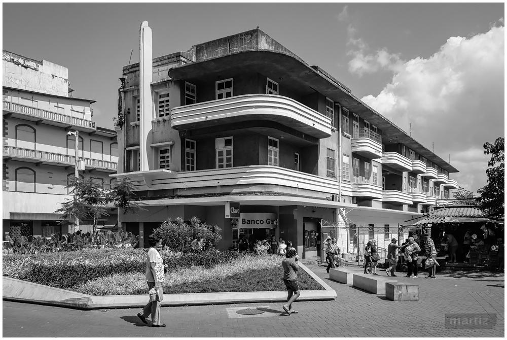 Former Kodak Panamá Ltd. Building