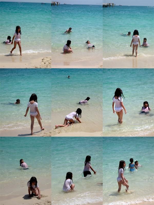 Kish Beach
