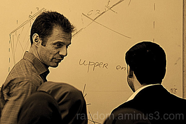 Professor Mark de Berg