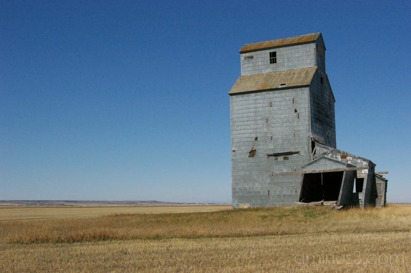 Prairie Sky Scraper?
