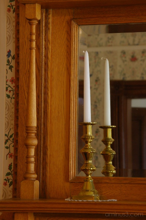 One Candlestick...Two!