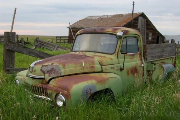 Green, Green Truck of Mine!
