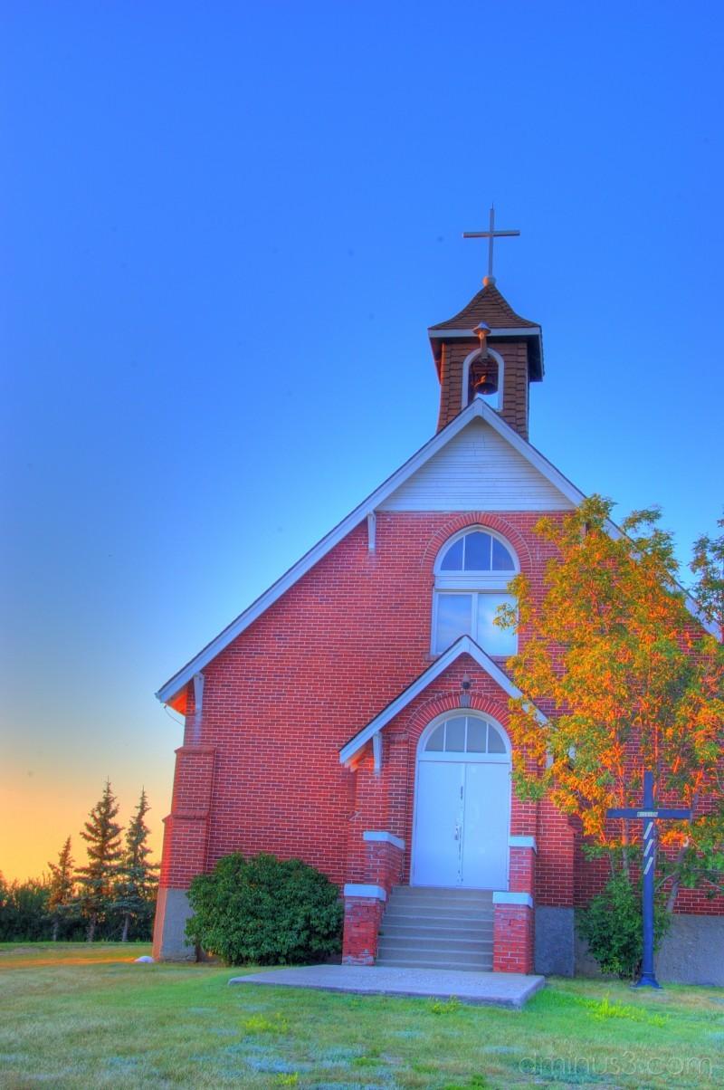 HDR RC Church