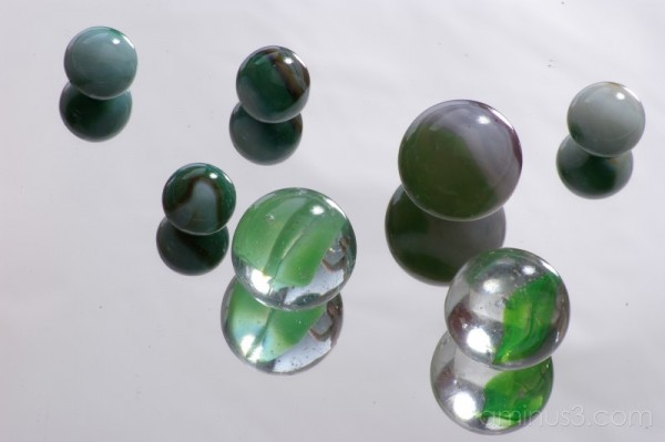 Green Marbles