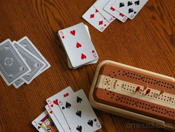 Cribbage anyone?