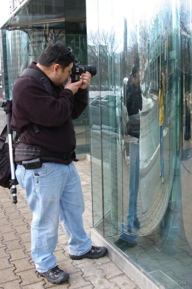 Photographers Reflected