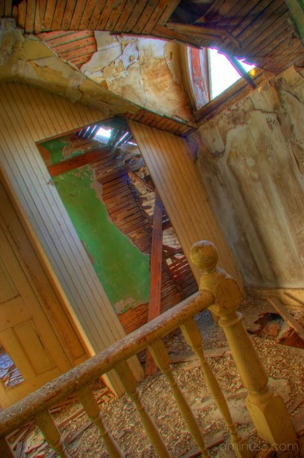Dormer & Handrail