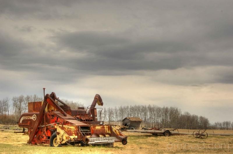 Final Harvester's Resting Place
