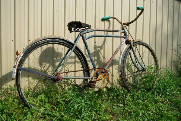 Bike of Many Colors