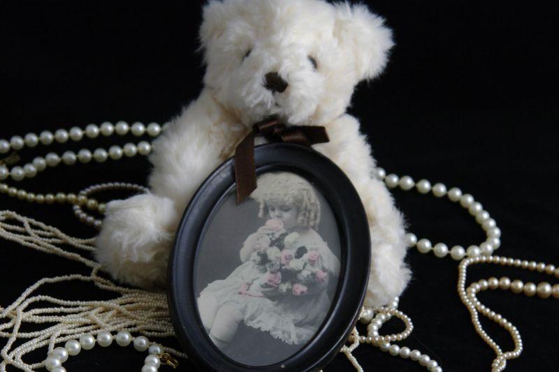 Amanda's Forgotten Toy