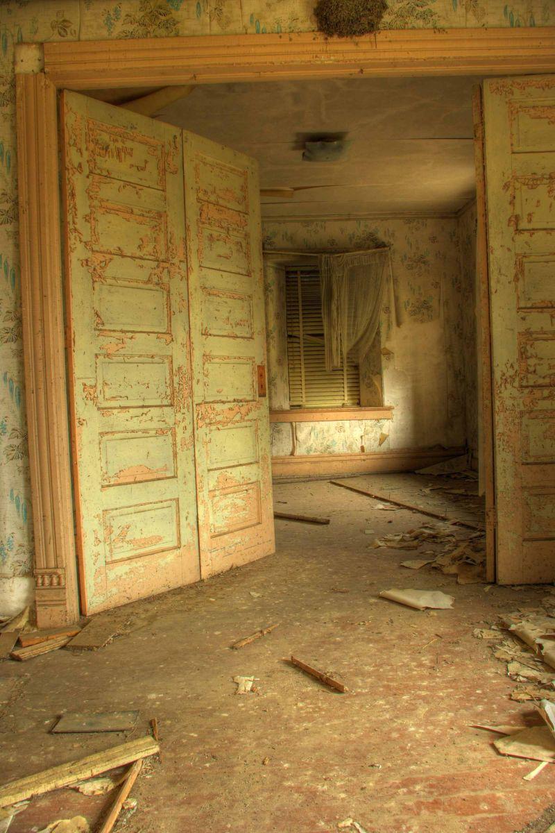 Parlor Doors