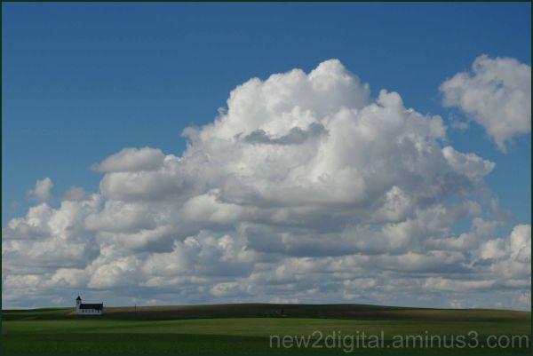 Little Church - Big Sky