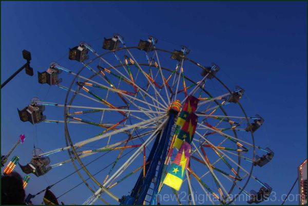Ferris Wheel, My Fav