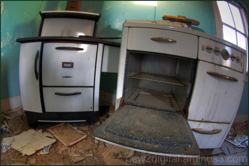 Two Stoves