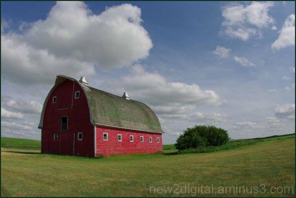 Yeah, That's my Barn