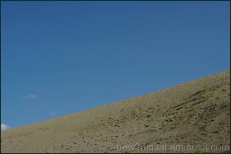 Blue Sky - Blah Sand