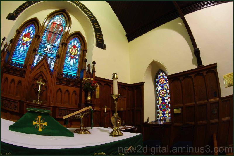 Sunday - Church Day
