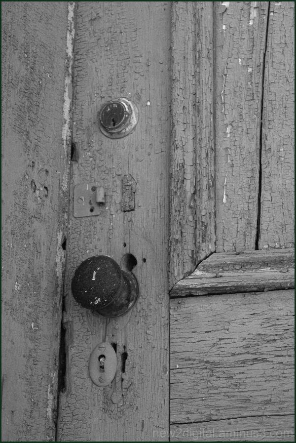 Grey Door?