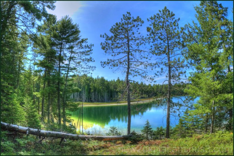 McGinnis Lake 3/3