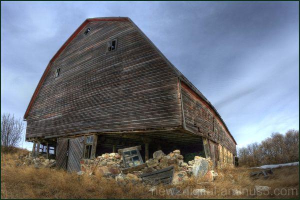 Barn Base Missing 1 of 3