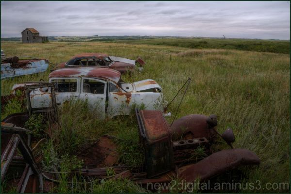 Rust and More Rust