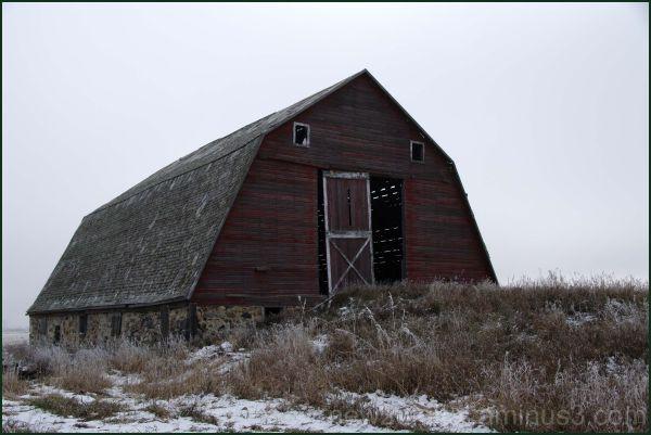 Barn Farewell