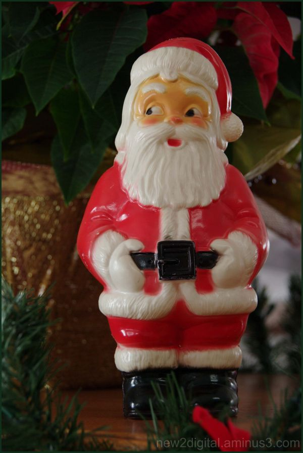 Santa From My Childhood