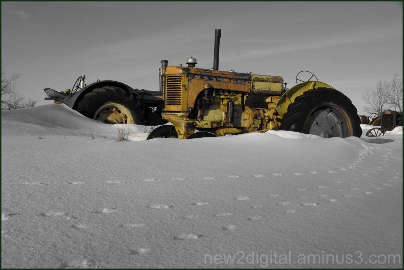 Snow Tractor 3/5