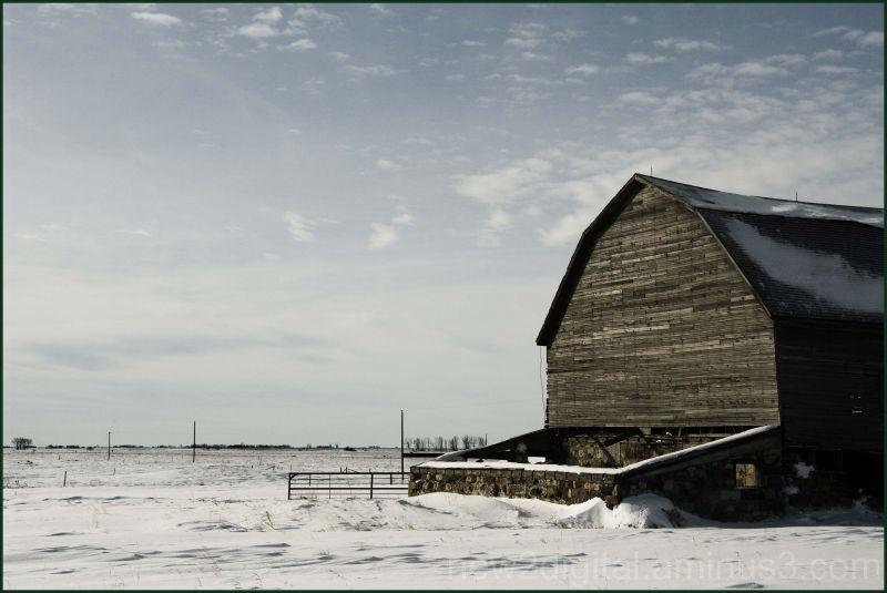 Tom's Barn 2/3