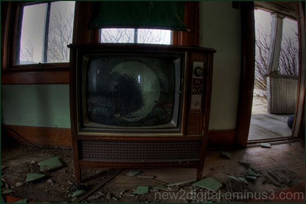 New Fandangled Television