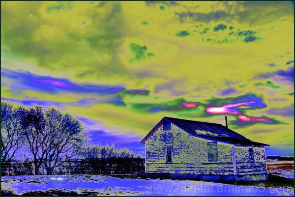 Solarized Cottage