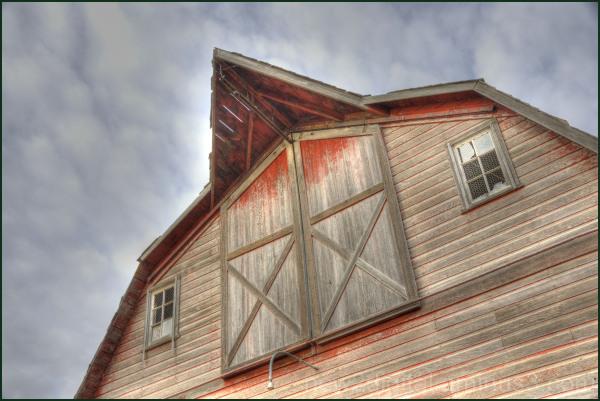 The Barn with a Beak