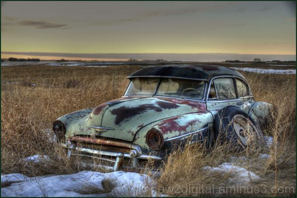 The Car 2/3