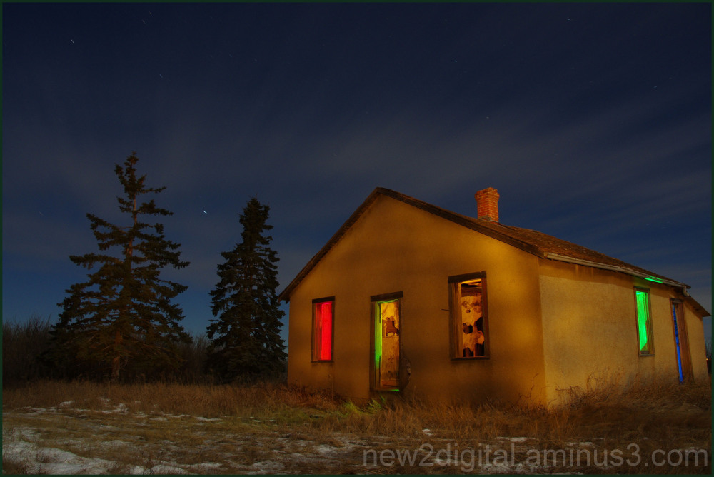 House Painting with Light 3/3