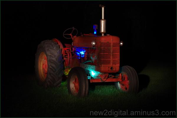 Neon Tractor
