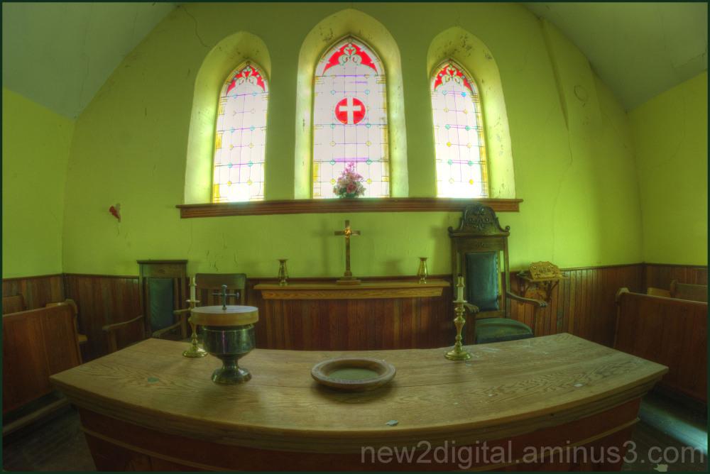 Wonky Altar