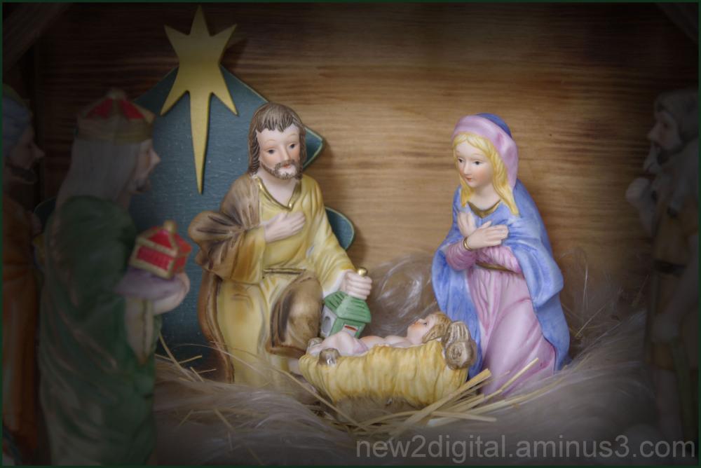 Nativity Scenes 1/6