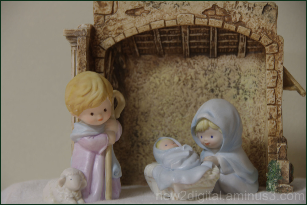 Nativity Scenes 3/6