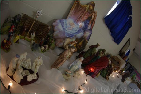 Nativity Scenes 5/6