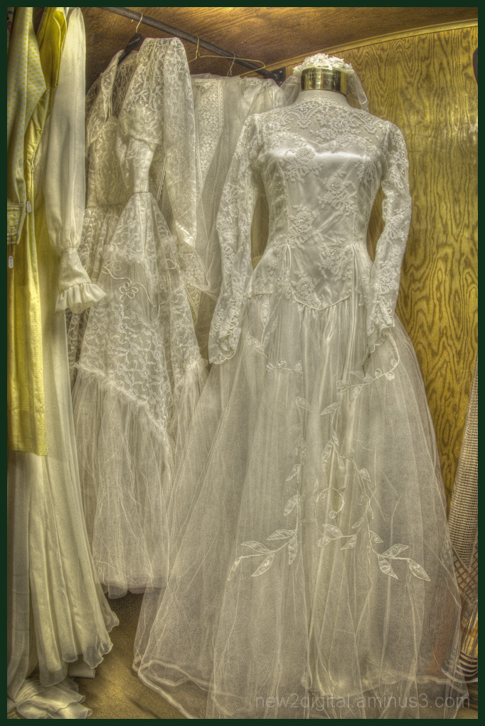 Vintage Bridal Gowns