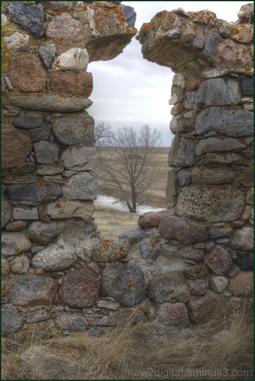 Ruins' Window
